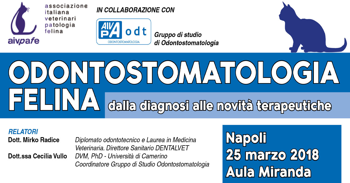 AIVPAFE Odontostomatologia Napoli 2018