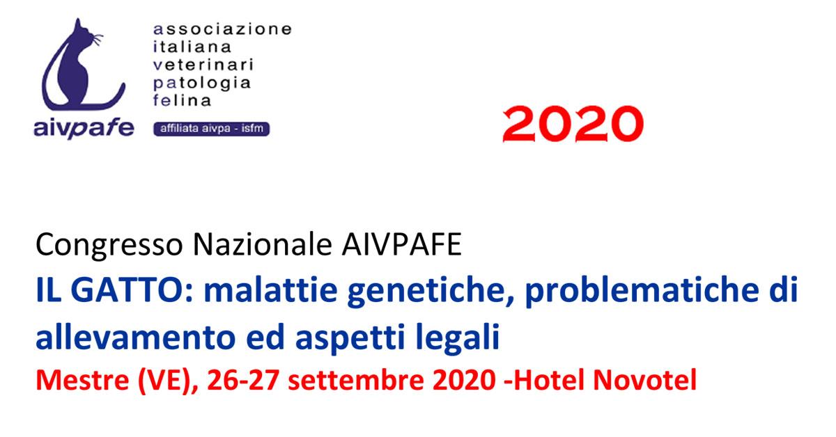 Congresso Nazionale AIVPAFE 2020--in-progress