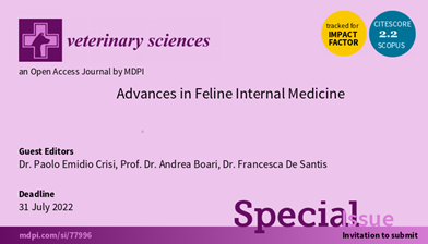 Advances in Feline Internal Medicine